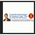 Carolyn Boroden - Gaining an Edge when you Trade the S&P Futures
